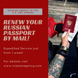 Russian Passport Renewal